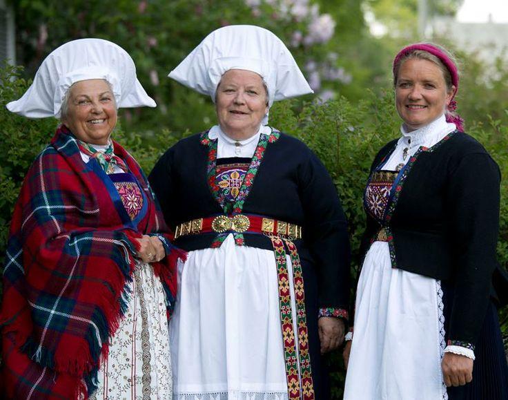 Norwegian Bunads