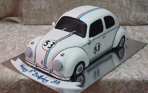 car cake 2