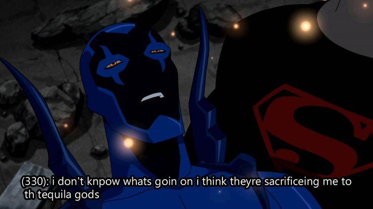 blue beetle young justice - Google meklēšana