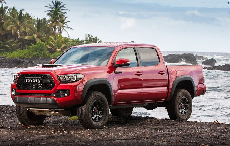 The 2017 Toyota Tacoma TRD Pro Is Perfect for a Weekend in the Woods  http://www.menshealth.com/guy-wisdom/first-drive-review-2017-toyota-tacoma-trd-pro