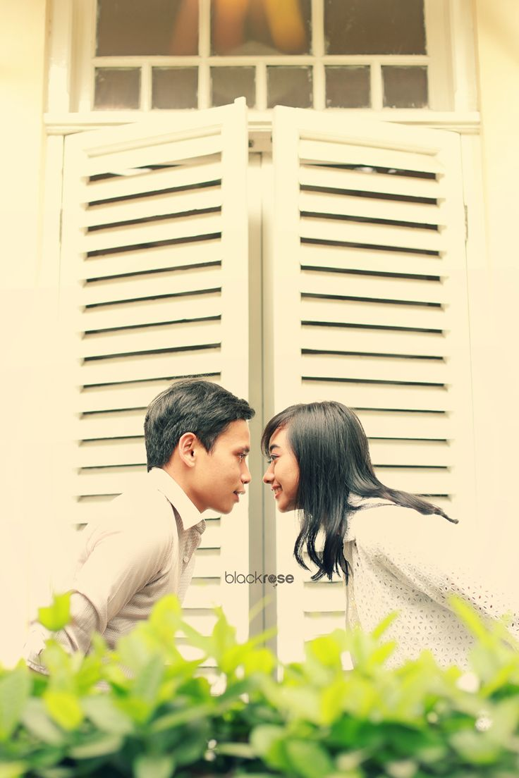 Just the two of us #romantic #cute #sweet #couple #prewedding #outdoor #blackrosepictures