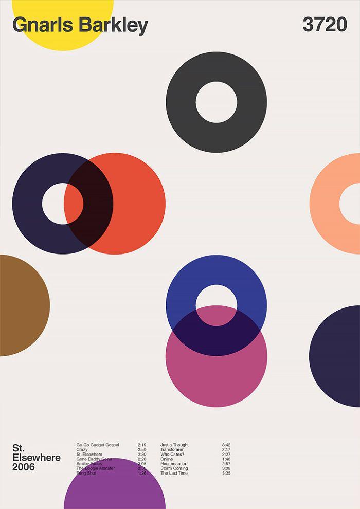 Album Anatomy by Duane Dalton   Inspiration Grid   Design Inspiration