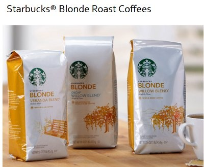 We'll take a tall blonde from #Starbucks please!