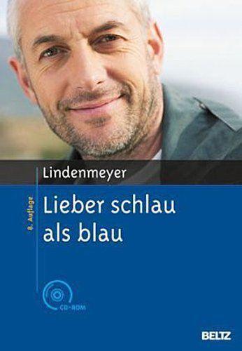 Lieber schlau als blau - Johannes Lindenmeyer - 9783621276955