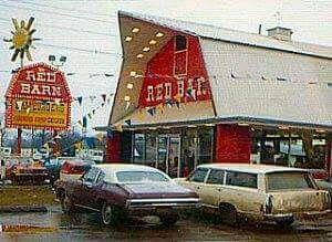 Red Barn Best Chicken Ever Good Childhood Memories