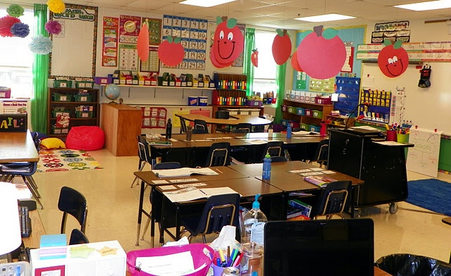Second Grade Classroom Design Ideas : Classroom layout ideas structure the space so