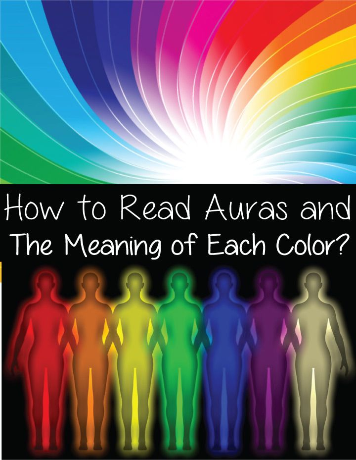 We're here to help you find out something mysterious. How to Read Auras and The Meaning of Each Color? An aura is a colorful, energy field–a glow to you and me–that surrounds a human being. According to Pamala Oslie, the author of Life Colors: What the Colors in Your Aura Reveal these energy fields contain information about everything from your personality to your current mood. So glow your own way!