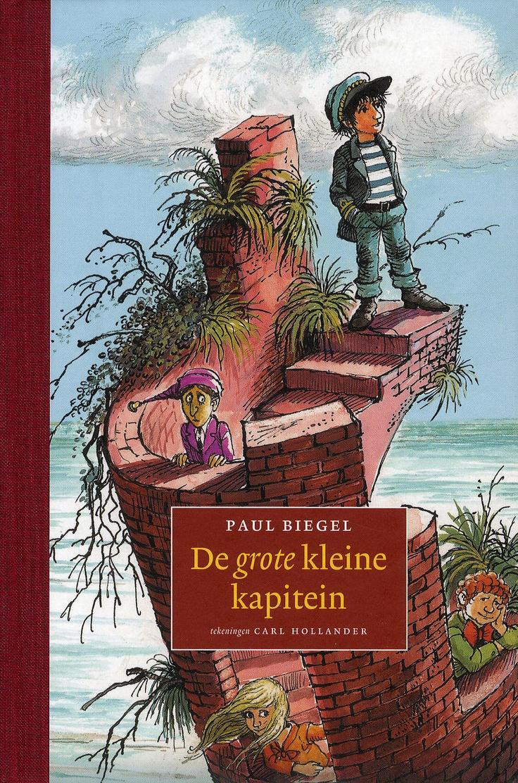 Paul Biegel - De grote kleine kapitein