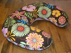 Tutorial: How To Make A Boppy Slip Cover