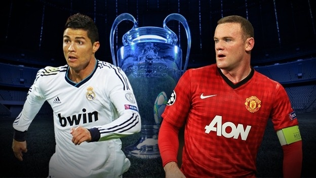 Real Madrid - Manchester United: Lucha entre titanes