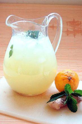 • A minha limonada • Esta limonada é maravilhosa. Ainda melhor naqueles dias muito quentes, bem fresca, com muito gelo, não há melhor bebida. Ingredientes (para 1 jarro): [...] Continuar a ler...