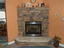 Exceptional Corner Stone Fireplace #3 Cornerstone Fireplace Designs