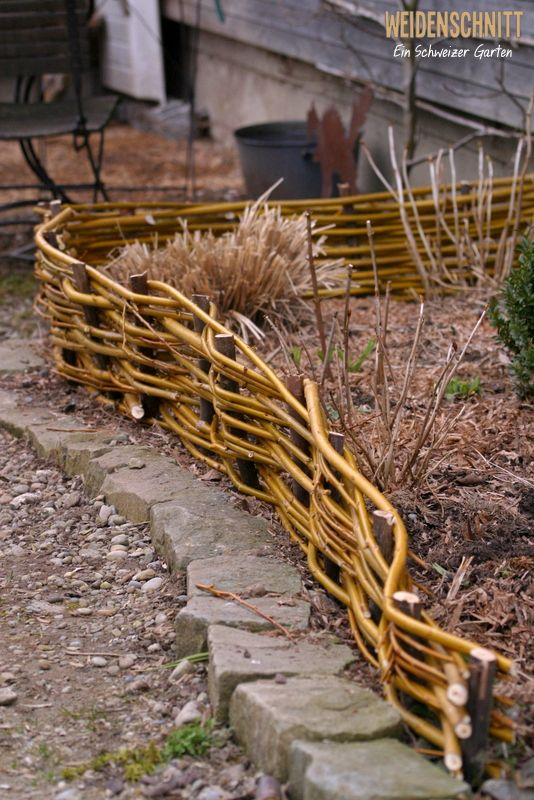 die besten 25+ beetbegrenzung ideen auf pinterest, Garten und bauen