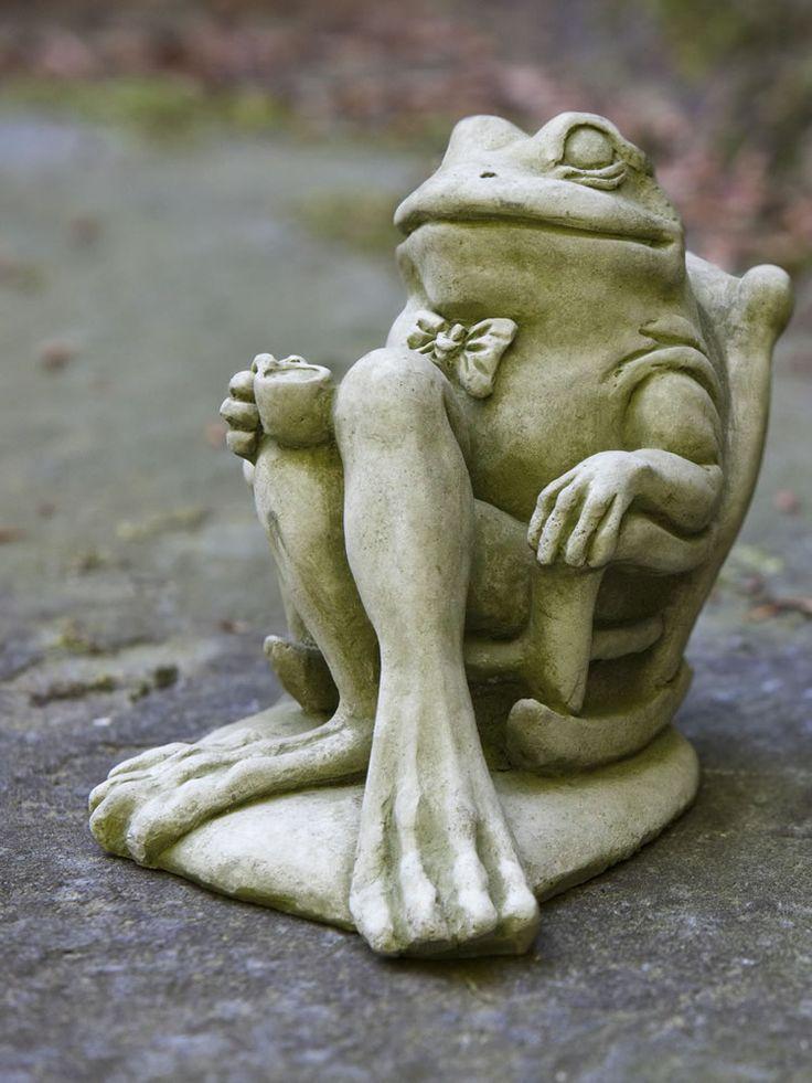 Coffee Garden Statue