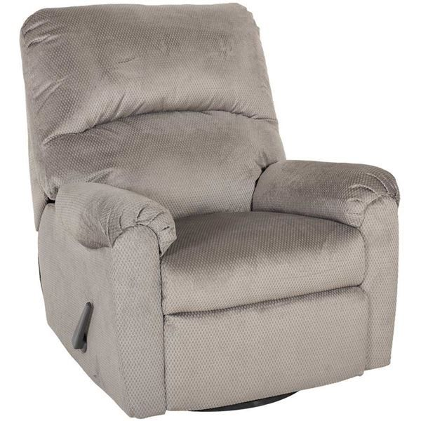 Bronwyn Alloy Swivel Glider Recliner by Ashley Furniture is now available at American Furniture Warehouse. Shop our great selection and save!