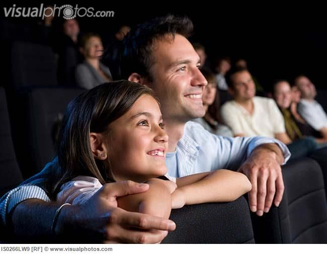 Spend some quality time with your dad.Go to the theater or put on a DVD of your all time favorite movie #LincBestDad