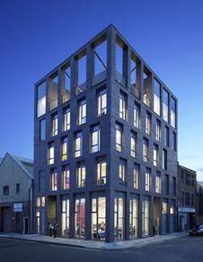 Glasgow City Mission by Elder and Cannon Architects