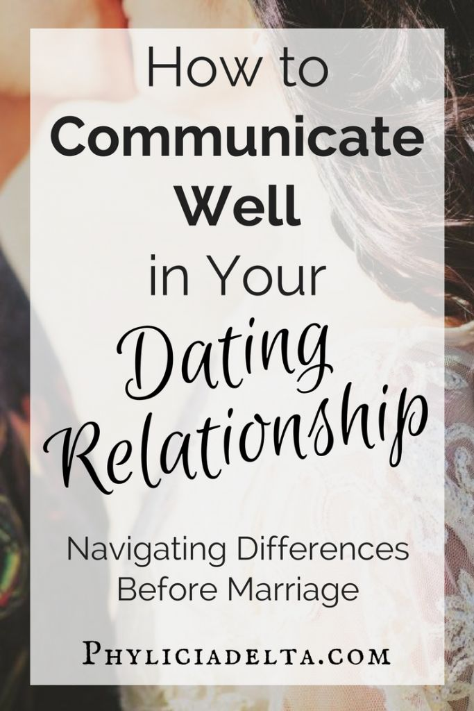 How to Improve Communication in Your Dating Relationship