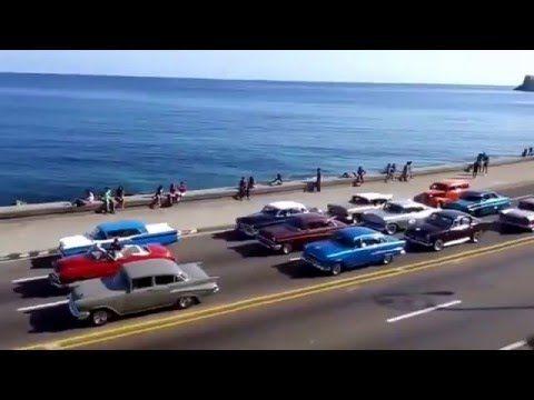 #CUBA: Imágenes del rodaje de RÁPIDO Y FURIOSO 8, por las calles de La H...