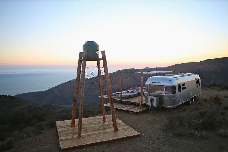 Malibu Dream Airstream - Camping-cars/caravanes à louer à Malibu, Californie, États-Unis