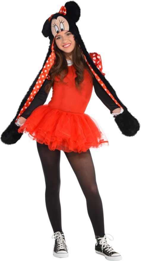 17 Best Images About Halloween Costumes On Pinterest  sc 1 st  Meningrey & Minnie Mouse Costumes For Teens - Meningrey