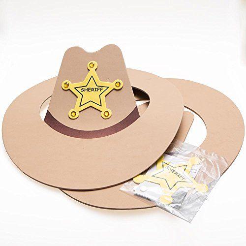 Foam Cowboy Hat Craft Kits Fun Express