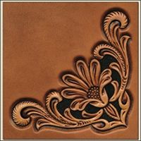 Tandy Leather Craftaid 76630 Small Corner Tooling