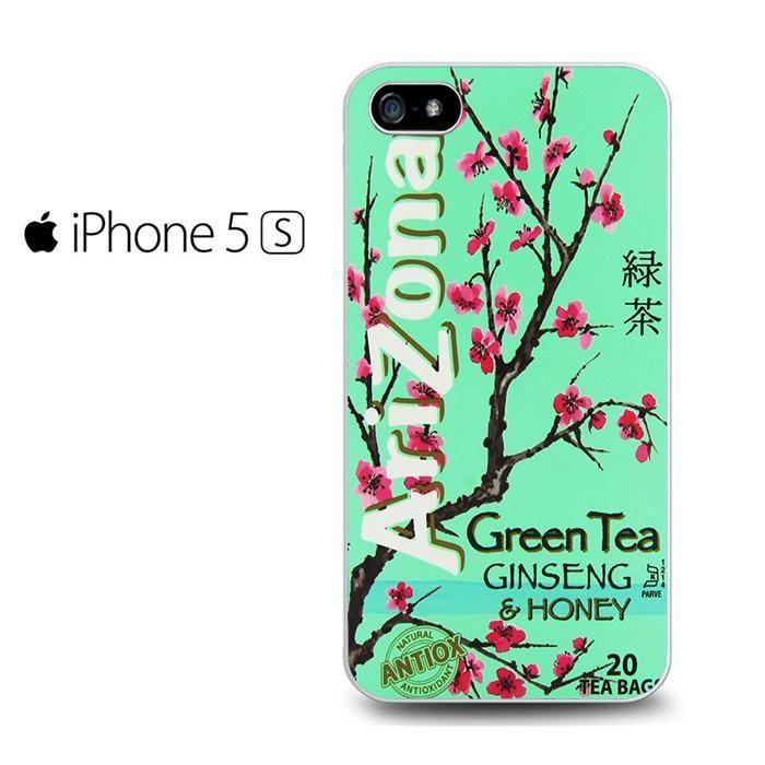 Arizona Green Tea Ginseng And Honey Iphone 5 Iphone 5S Iphone SE Case