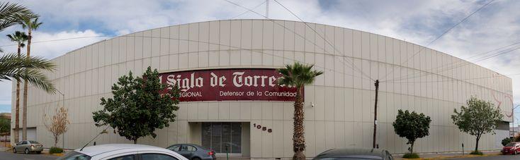 Hoy es el 96 aniversario de El Siglo de Torreón, por lo que mandamos una felicitación a todos los que hacen posible que esta empresa esté a 4 años de cumplir un siglo. Clientes, socios, colaboradores... la comunidad entera nos sentimos orgullosos de este medio independiente.  ¡Felicidades a…