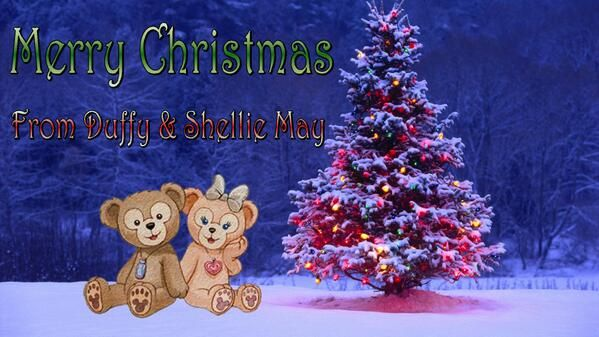 Merry Christmas from Duffy and ShellieMay!