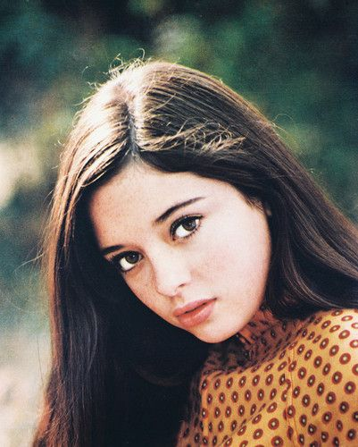 Angela Cartwright as Penny Robinson. I had an incredible crush on Her. I thought she was just gorgeous.