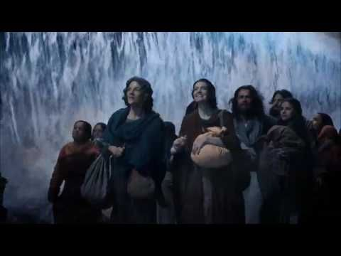 http://ift.tt/2lfls6M http://ift.tt/2lfltYo  Llega a la pantalla grande Moisés y los Diez Mandamientos el enorme éxito que llegó a la cima de las taquillas brasileñas de todos los tiempos  (Os dez mandamentos) de Alexandre Avancini  Sinopsis La película comienza en la ciudad de Pi-Ramsés en Egipto aproximadamente en el año 1300 A.C. cuando el poderoso Faraón Seti I quien odia y desprecia al pueblo hebreo decreta la muerte de todos los bebés israelitas del sexo masculino. Por desesperación…
