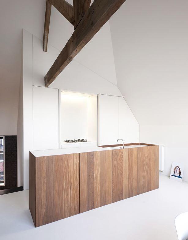 Minimalist kitchen | Painters Perth Australia +61 412 691 750 http://www.painterperth.com/