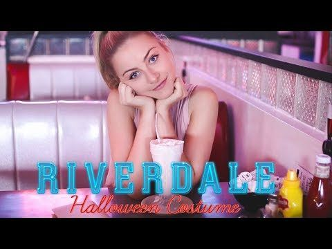 Betty Cooper Halloween Costume Riverdale Get The Look Youtube