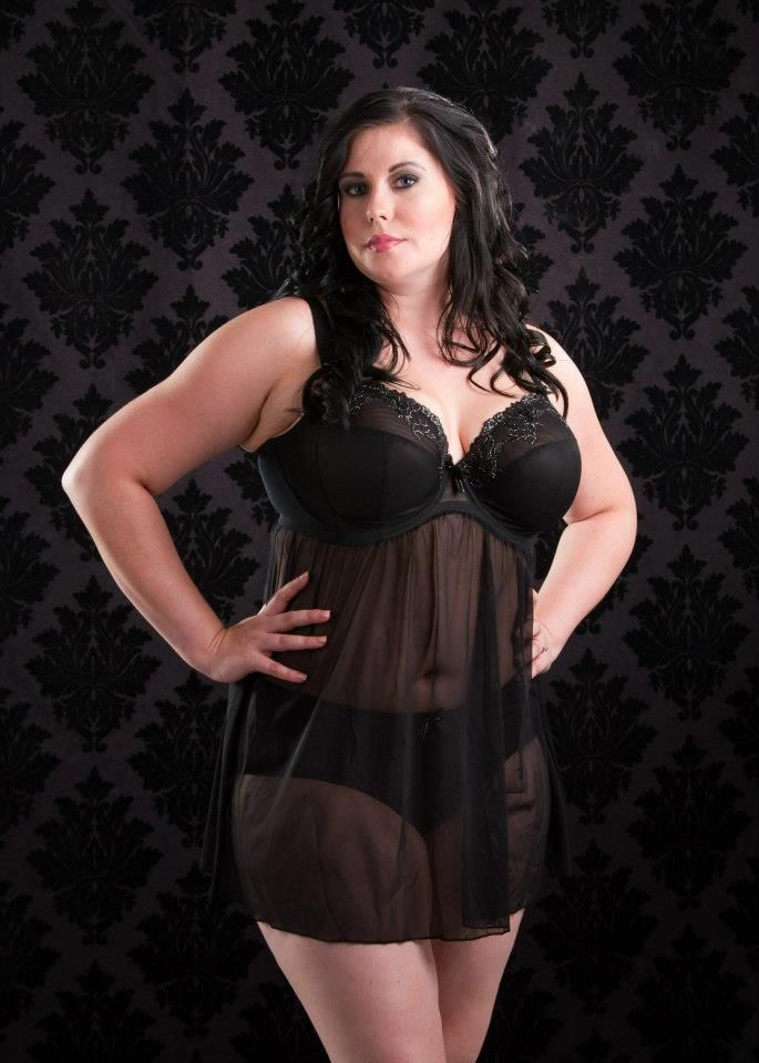Pin by Curvy Goddesses on Sarah (Forever Yours Lingerie ...