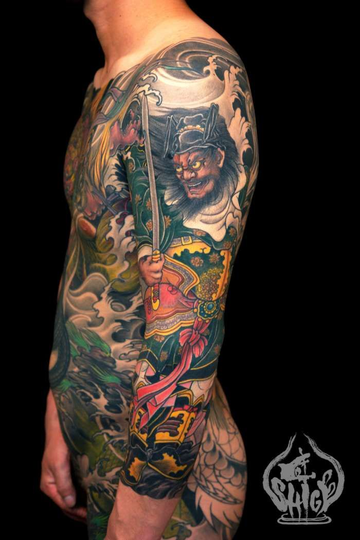 79 best tattoos by yellowblaze tattoo images on pinterest for Japanese body tattoo