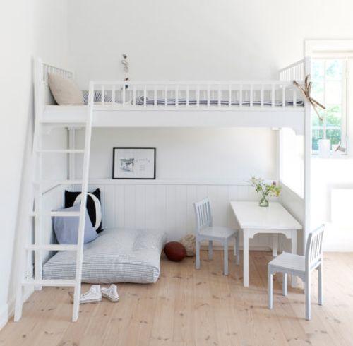 ,Child Room, Kids Bedrooms, Bunk Beds, Kids Room, Kidsroom, Girls Room, Child Bedrooms, Small Spaces, Loft Beds