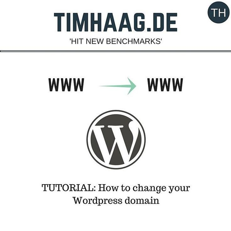 how to change your domain if your using wordpress login to your ftp server