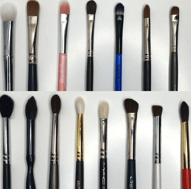 I pennelli da ombretto: quali sono i miei preferiti e come...