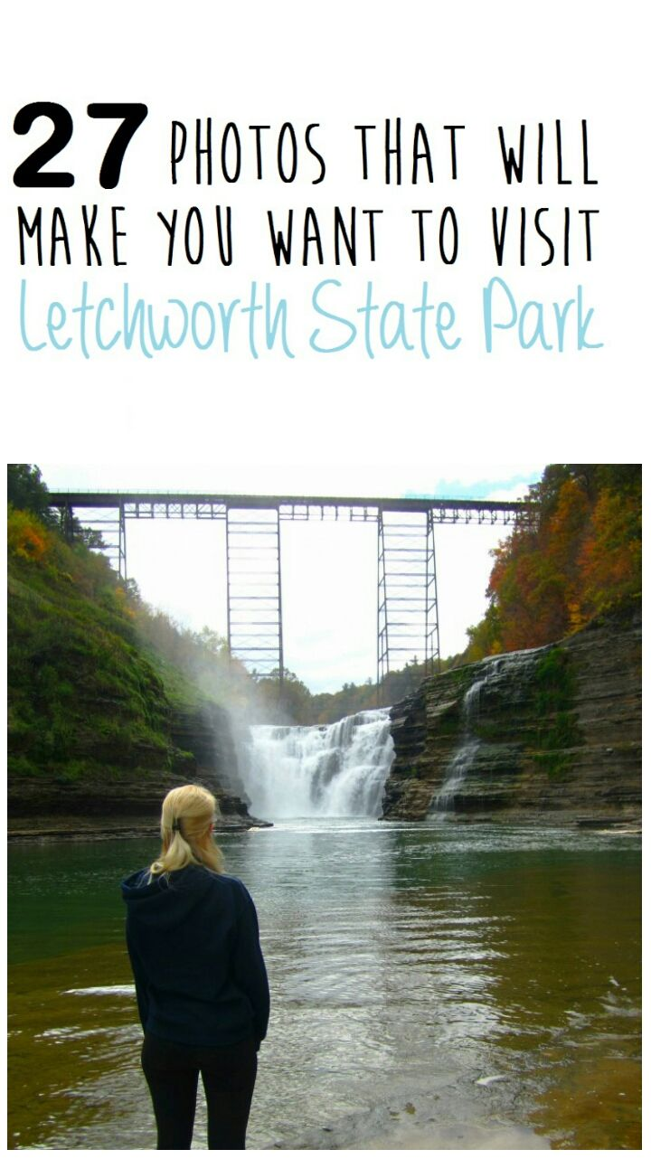 27 photos that will make you want to visit Letchworth State Park #hiking