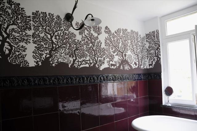 17 Id Es Propos De Salle De Bains Prune Sur Pinterest Salles De Bains Violettes Chambres