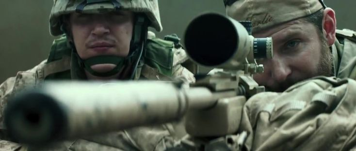 "Clint Eastwood Film ""American Sniper"" 2nd Trailer"