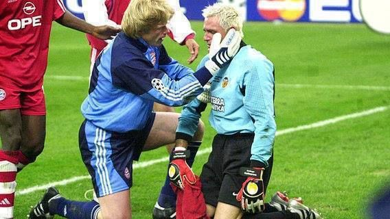 This is what football is all about. And Kahn demonstrated it. Real legend.