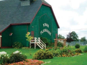 King's Playhouse, Georgetown Prince Edward Island, One of Canada's longest running Playhouse