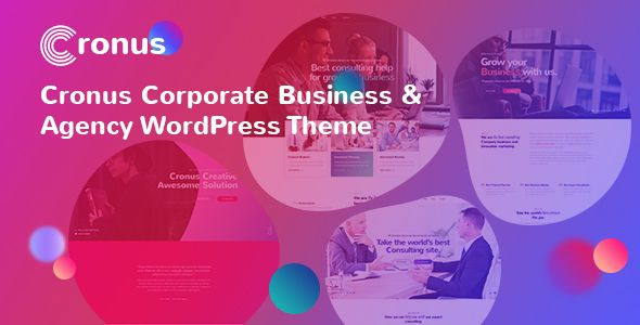 Cronus Plus Corporate Business And Agency Wordpress Theme Stylelib In 2021 Corporate Business Wordpress Theme Blog Layout