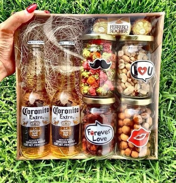 Gift Ideas For Him in 2020 Christmas gift baskets diy
