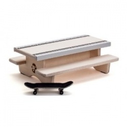 The fingerboard shop is the best place to buy a fingerboard rail and cheap fingerboards. Find Tech Deck rails and other makes here. Cheap fingerboards...