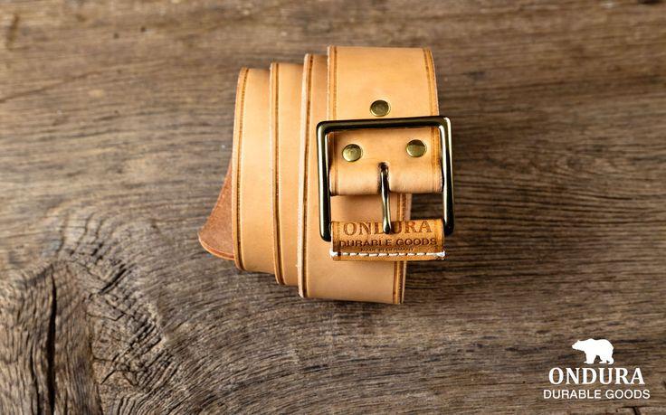 Leather Goods - ONDURA durable goods