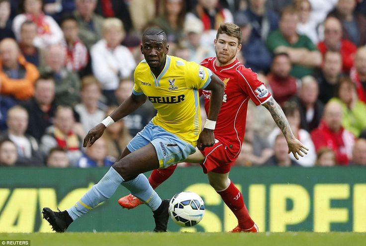 Bolasie's performance was so impressive that when he was substituted on 82 minutes he was applauded by the Liverpool fans