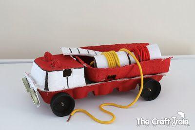 http://www.thecrafttrain.com/1/post/2013/10/egg-carton-fire-truck.html